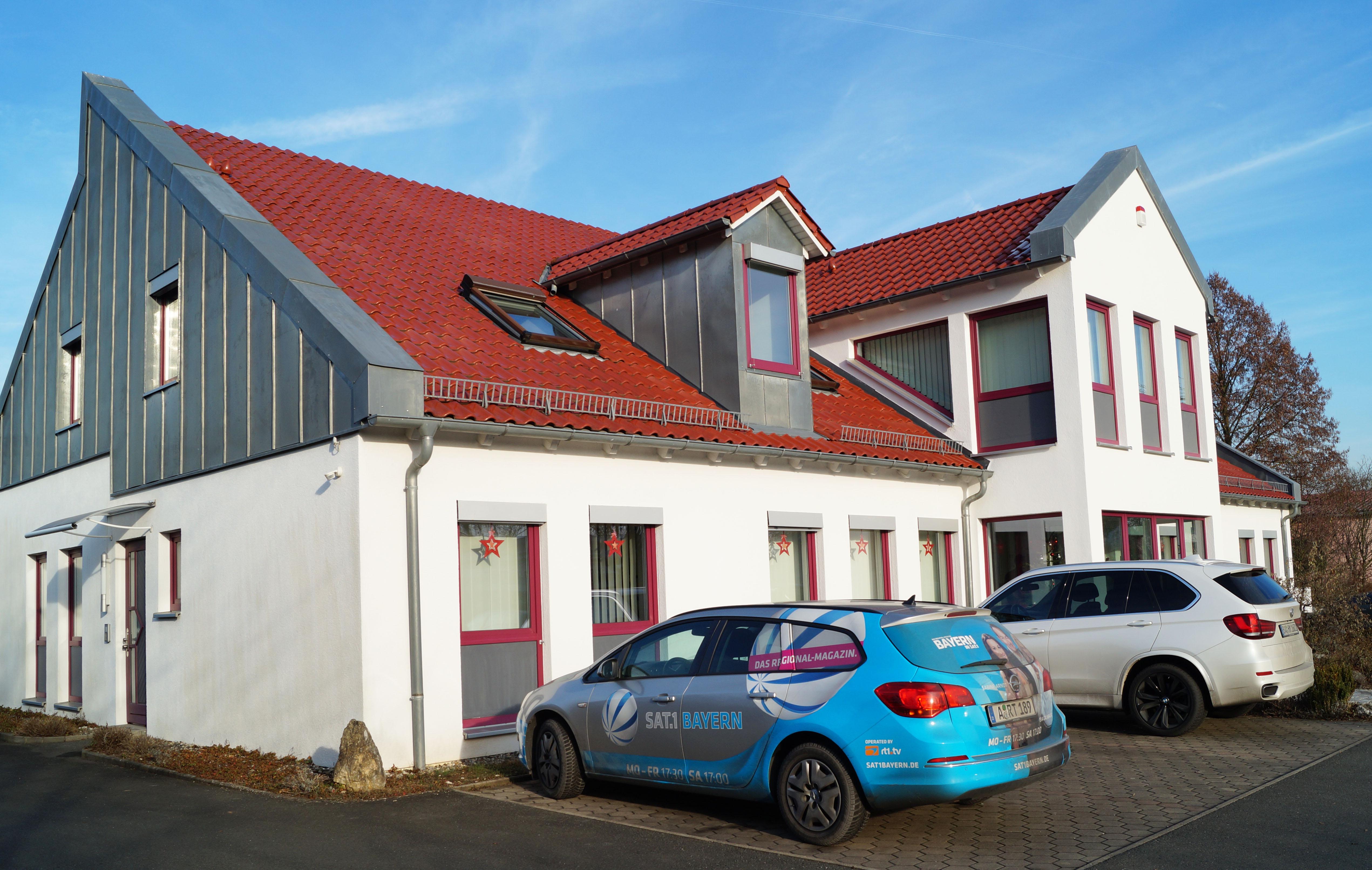 Das Firmengebäude der TeleSys Kommunikationstechnik GmbH