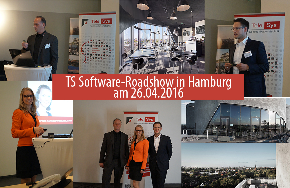 Roadshow Hamburg